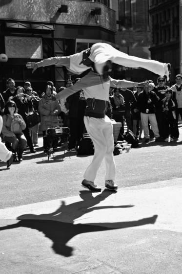 Street stunt
