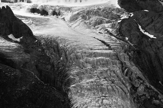 Icefall  fox glacier
