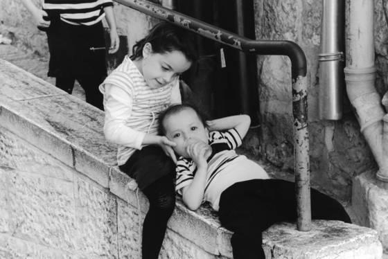 Hasidic children 1
