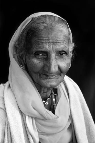 Woman from rajasthan
