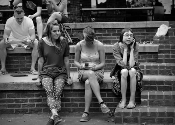 Street scene  11 asheville