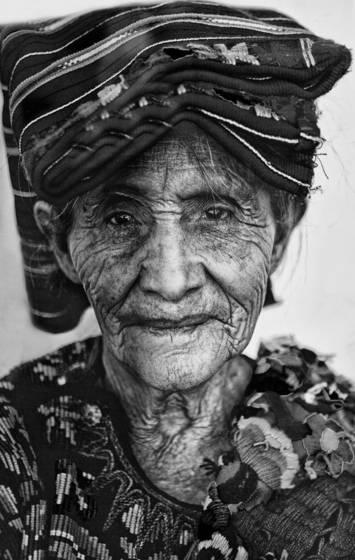 Elder lady