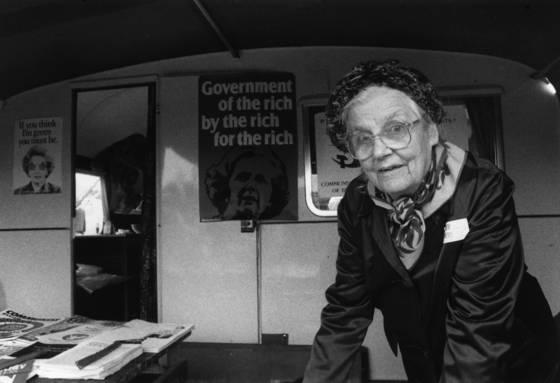 Political activist