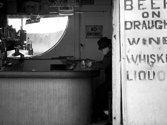 02 beer on draught coney island ny 1976