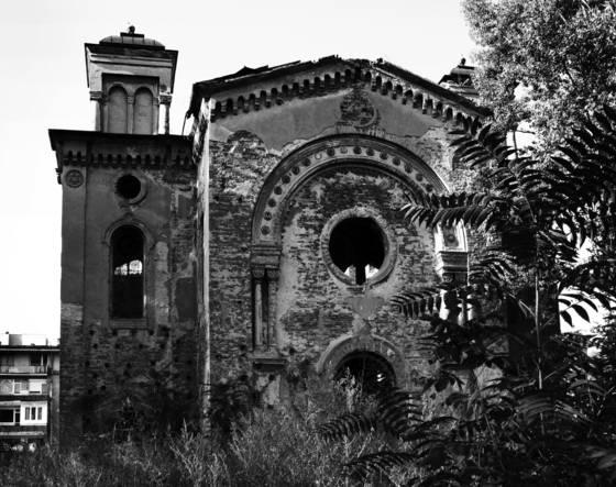 Synagogue ruin