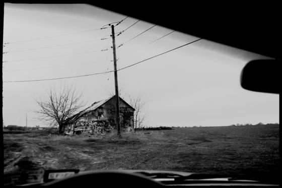 Alone on the prairie