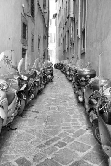 No mans street  firenze italy 2011