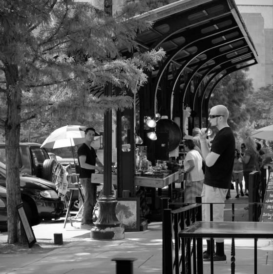 Street scene  4 asheville