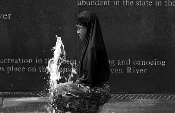 Water prayer