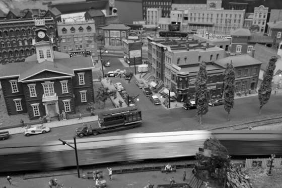 Trains model railroad