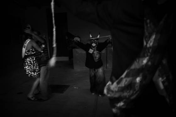 Dance for the devil