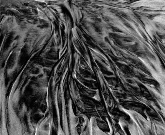 Sand pattern  11 solana beach