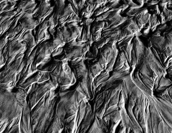 Sand pattern  8 solana beach