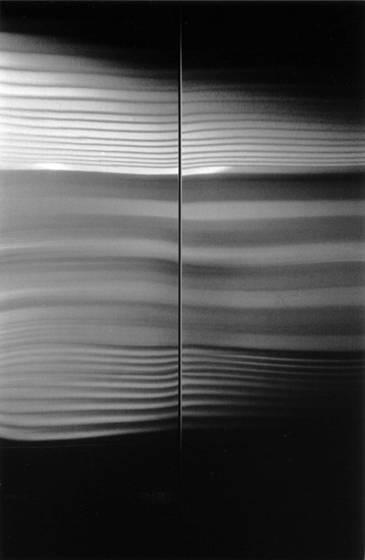 Brushed steel panel   1