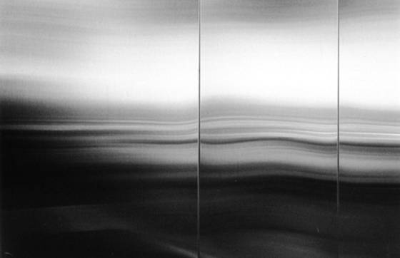 Brushed steel panel   2