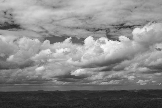 Cumberlands and clouds