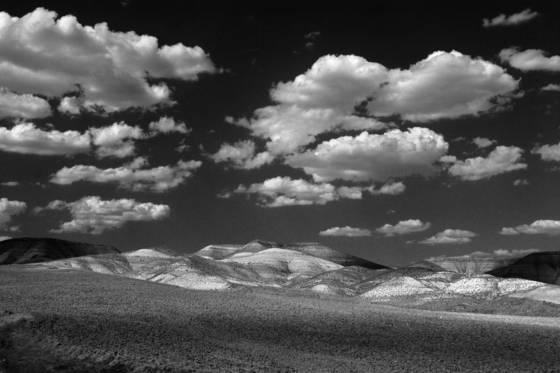 Upon the ninth cloud