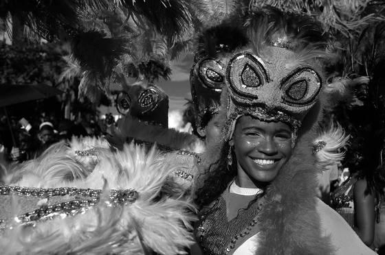 Carnival smile