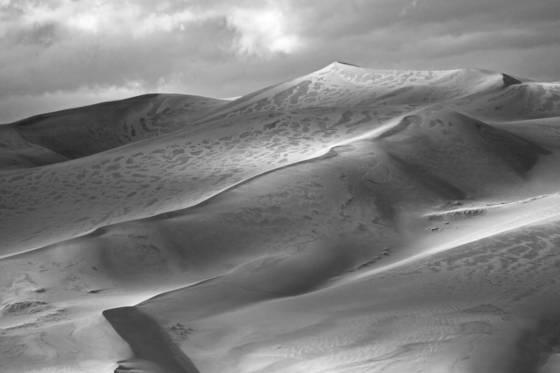 Glorious dunes