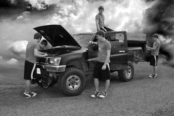Eric s truck