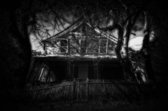 Haunted house china camp