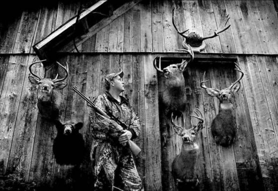 Souvenirs de chasse