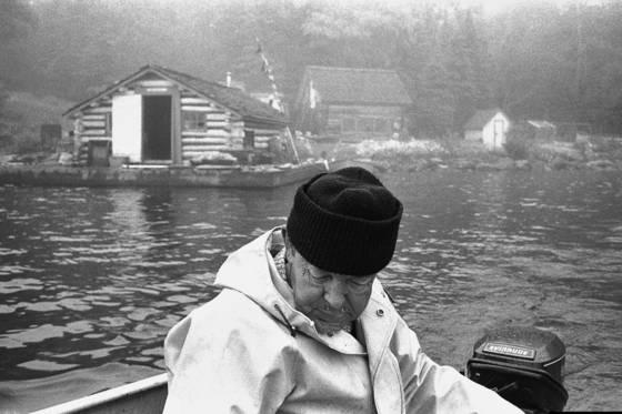 Last fisherman of isle royale
