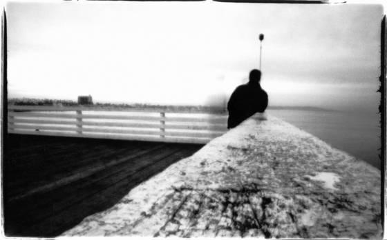 Pinhole pier