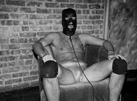 6 hooded slave