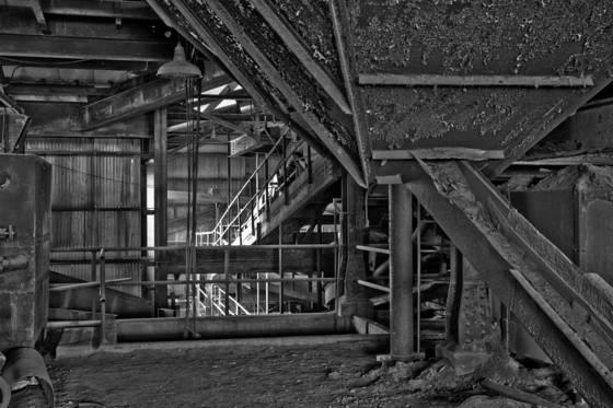 Coal chutes
