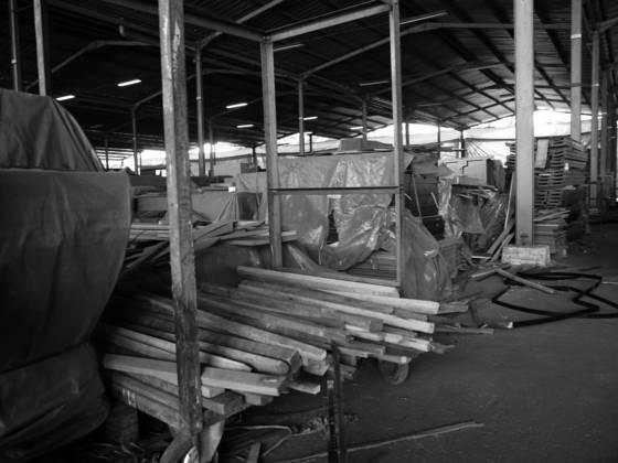 Wood junk