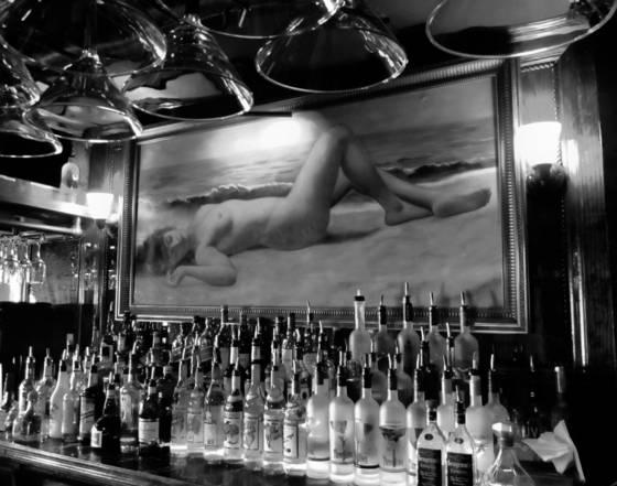 4 casablanca bar
