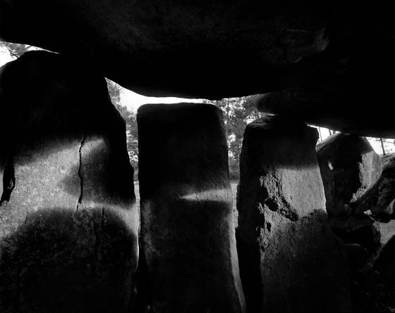 Man  keriavel dolmen