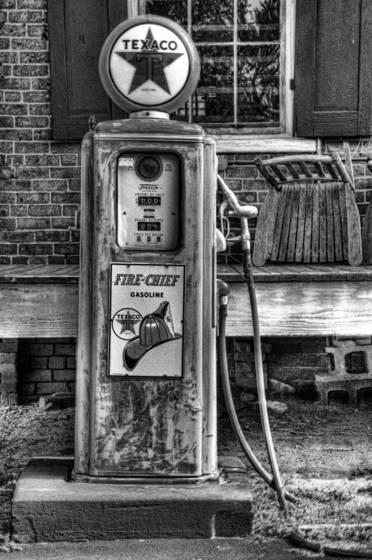 Fire chief pump