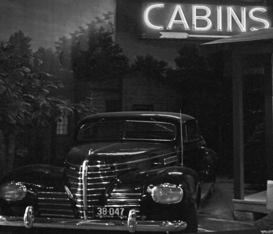 Car cabin studio 2010