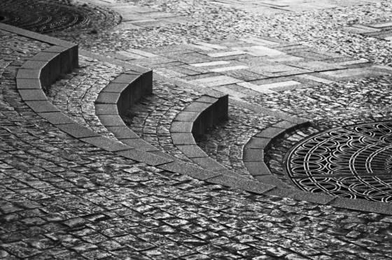 Pavement detail