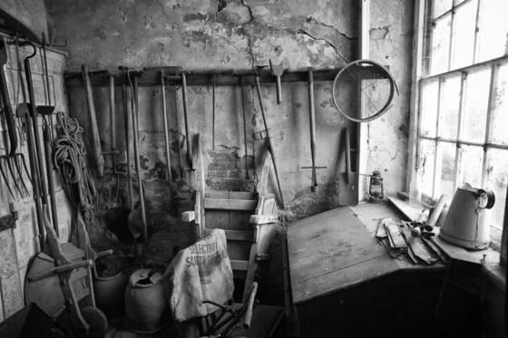 Potting shed 5 england uk 2012