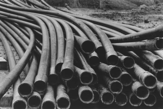Bent tubing