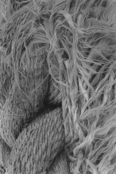 Rope hair