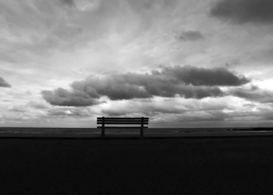 Ocean bench