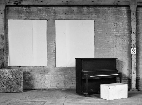 Piano and rectangles