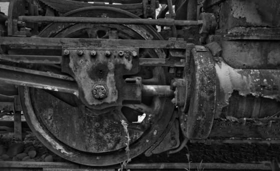 Old trains  4 2008