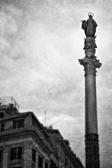 Colonna dell immaculata