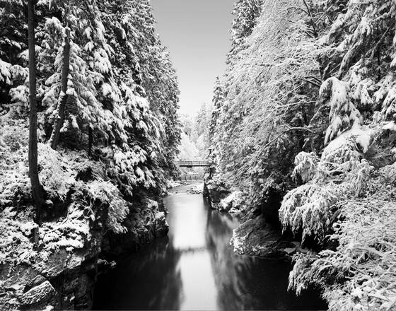 Capilano winter