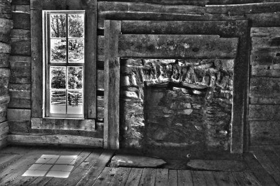 John oliver s cabin