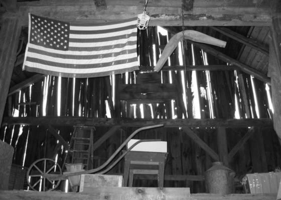 Barn tour 1