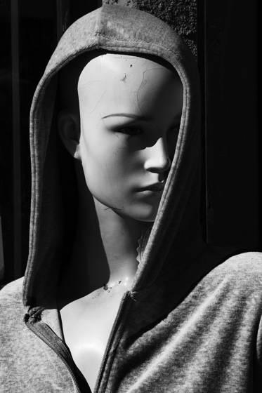 Street mannequin a