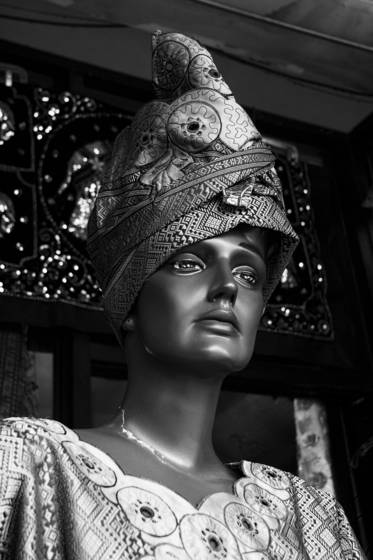 Street mannequin f