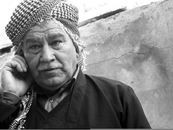 Kurdish elder