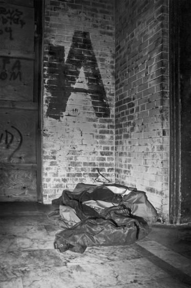Forgotten tarps